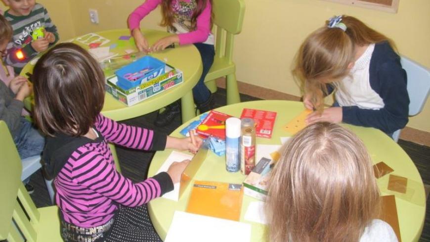 W każdą sobotę zapraszamy dzieci na zajęcia!