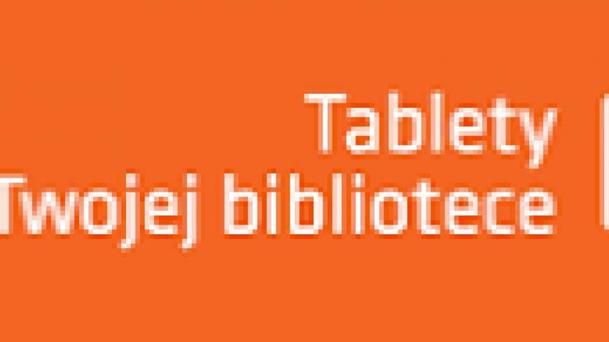 Tablety w bibliotece!