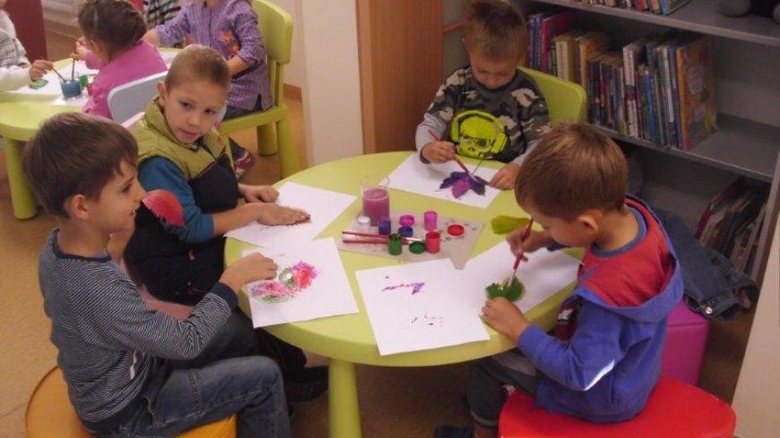 Zajęcia dla dzieci październik-grudzień