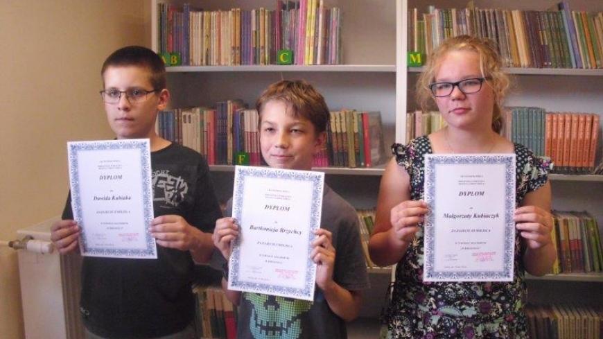 Turniej Szachowy w bibliotece